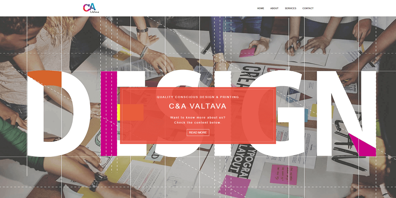 C&A VALTAVA - Customer-focused and Quality Conscious Design & Printing Company